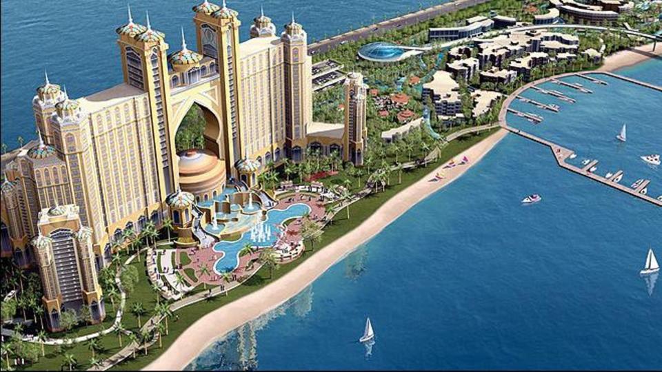 نعرّف على أشهر الوجهات السياحية في دبي